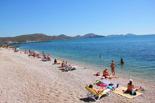 В Крыму турист может рассчитывать на качественный отдых