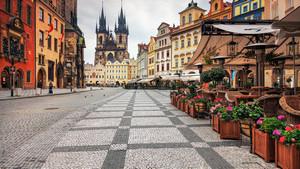 о чудесная Прага