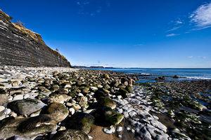Англия, Пляж Юрского периода