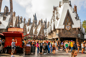развлекательный центр «Волшебный мир Гарри Поттера»