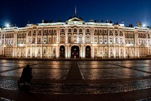удивительные места России