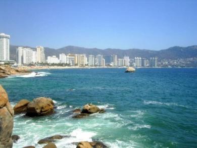 Мексика, отличное место для отдыха от туроператора Украины
